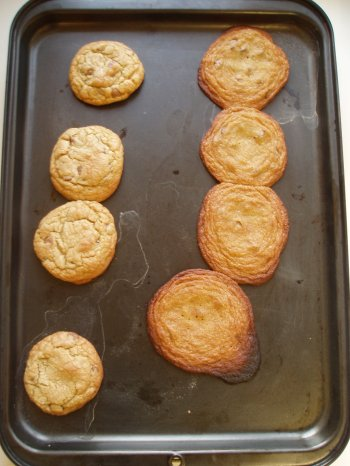 Comparing cookies