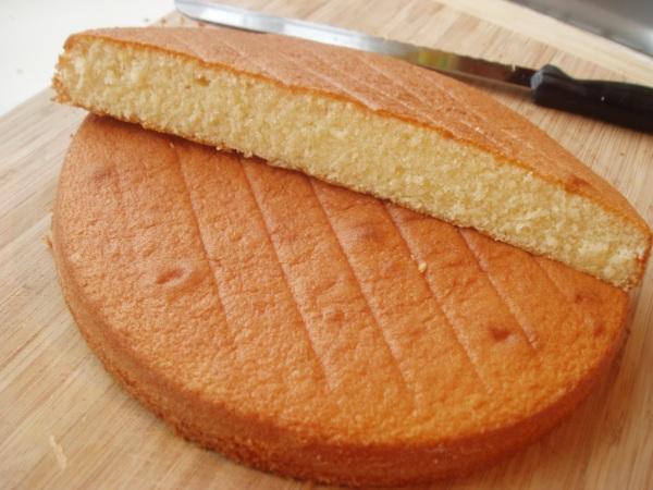 kate x flour cake