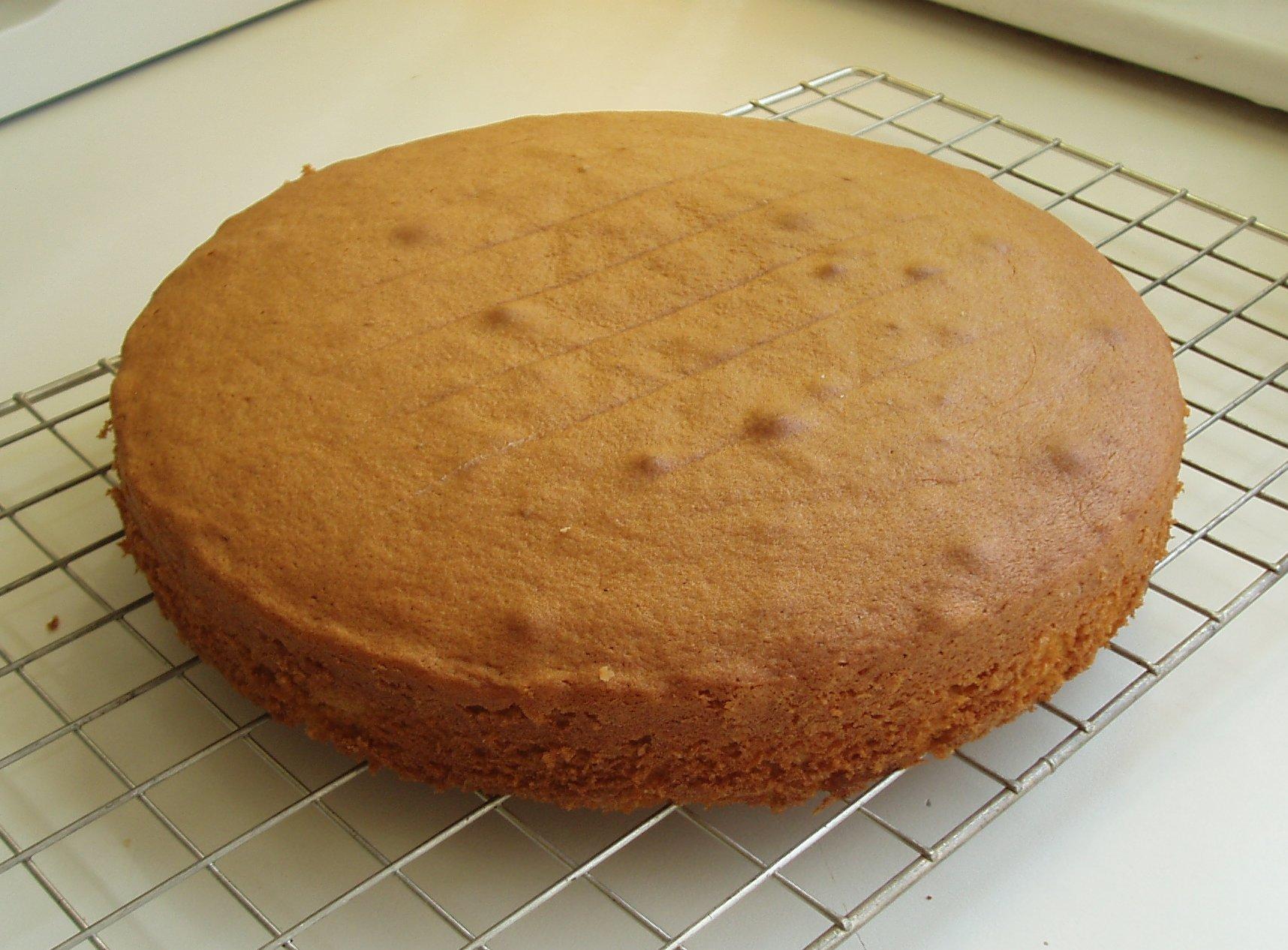 Cake plain flour recipe