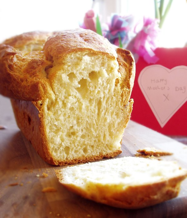 mothers day brioche