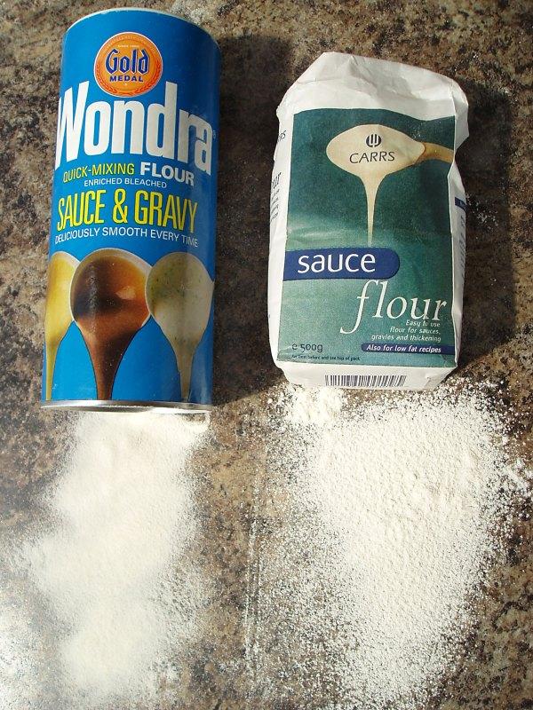 sauce flours