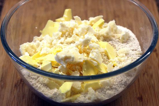flourbutter